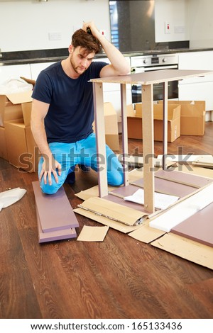 Self Assemble Furniture furniture assembly stock images, royalty-free images & vectors