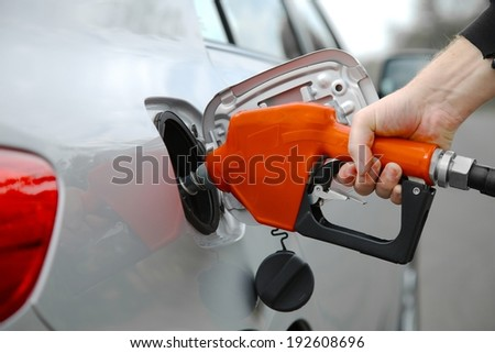 Fuel - stock photo