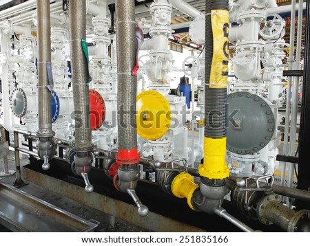 this diesel generator uses locomotive engine stock photo 239795398 shutterstock. Black Bedroom Furniture Sets. Home Design Ideas