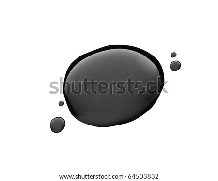 Fuel oil - stock photo