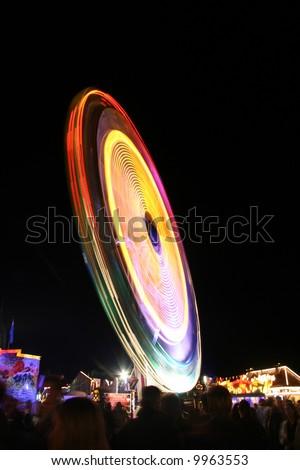 Fun Fair - stock photo