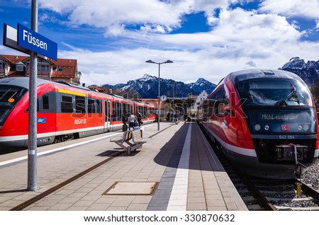 Public transit stock images royalty free images vectors for Fussen design hotel