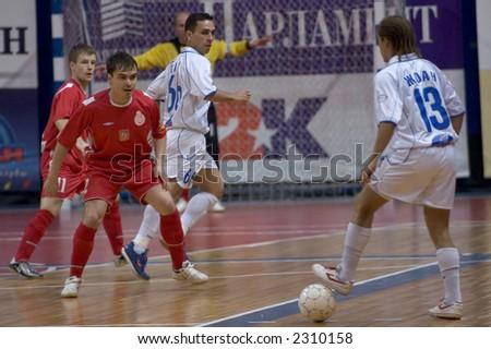 Futsal #6 - stock photo
