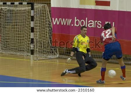 Futsal #8 - stock photo