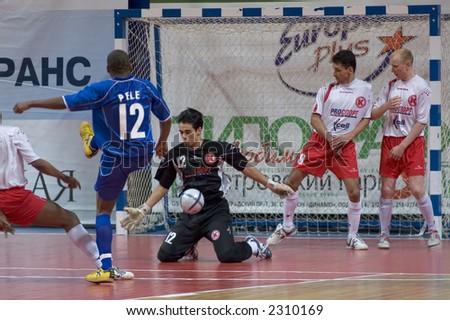 Futsal #17 - stock photo