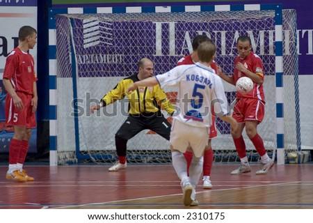 Futsal #23 - stock photo