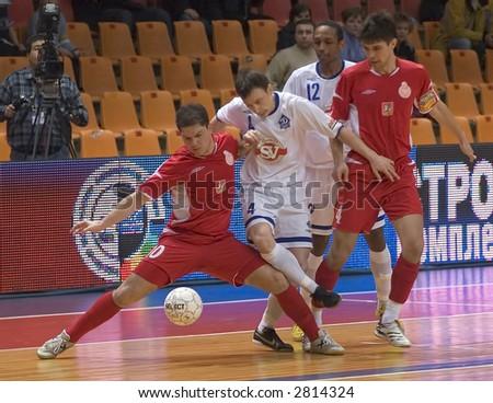 Futsal 101 - stock photo