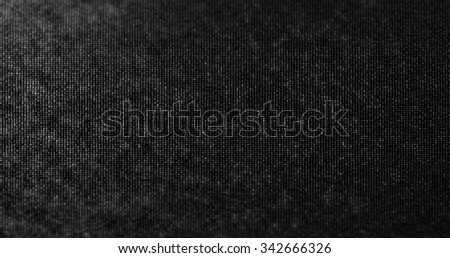 Futuristic Data Stream Abstract Background - stock photo