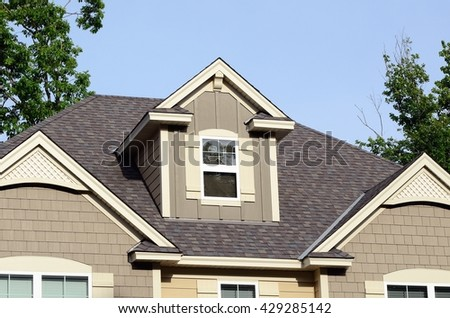 Gabled Dormer Window Stock Images Royalty Free Images