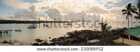 Galapagos. - stock photo