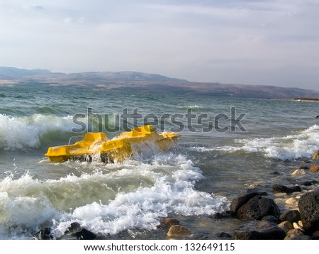 Galilee better known sea galilee ancient stock photo download now galilee better known as the sea of galilee and in the ancient and modern israel publicscrutiny Choice Image
