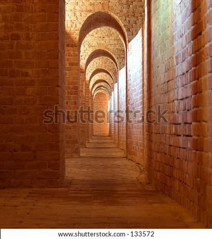 Galleria (exclusive at shutterstock) - stock photo