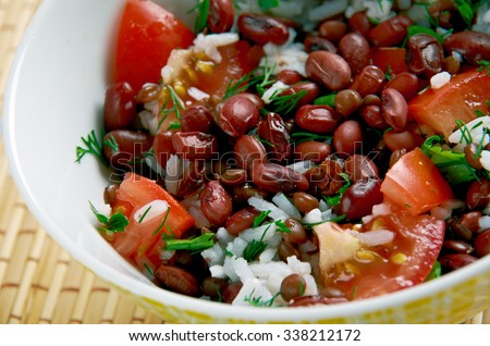 gallopinto nicaraguan rice and beans and rice red beans rice red beans ...