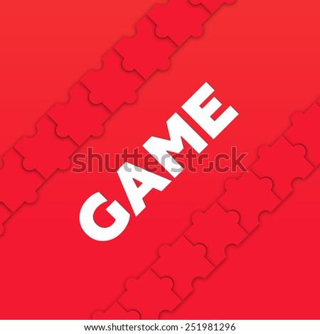 GAME - stock photo