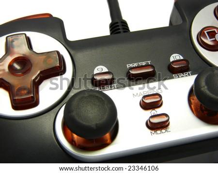 Game pad - stock photo