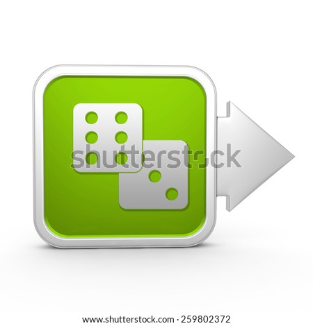 game square icon on white background