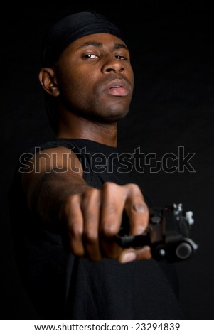 Gangster with Gun