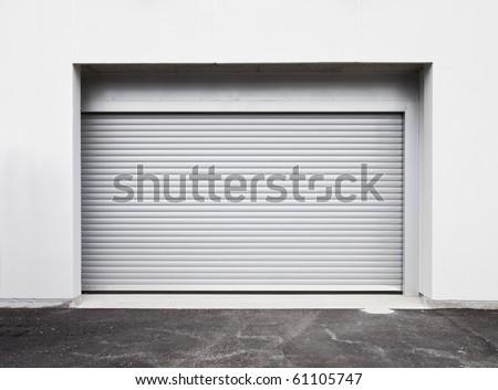 Modern White Garage Door garage door stock images, royalty-free images & vectors | shutterstock