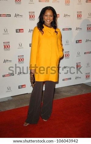 Garcelle Beauvais   at The Hollywood Reporter's Annual Women In Entertainment Breakfast. Beverly Hills Hotel, Beverly Hills, CA. 12-05-08