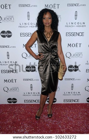 Garcelle Beauvais-Nilon at the 3rd Annual Essence Black Women in Hollywood Luncheon, Beverly Hills Hotel, Beverly Hills, CA. 03-04-10