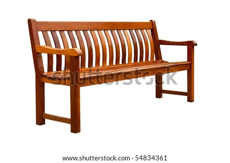 Garden Bench Stock Images Royalty Free Images Vectors