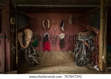 tack room stock images royalty free images vectors shutterstock. Black Bedroom Furniture Sets. Home Design Ideas