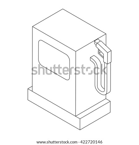Stock Vector Six Pack Carrier Box With Die Cut Template on layout for hexagonal box