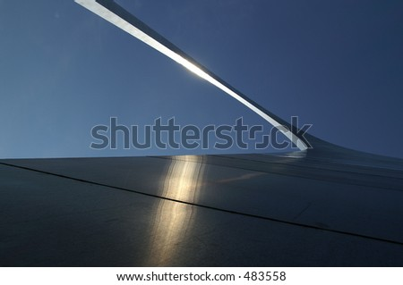 Gateway Arch - stock photo