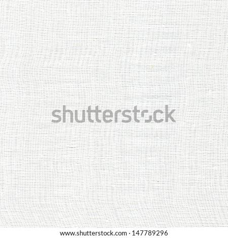 Gauze/ thread texture - stock photo