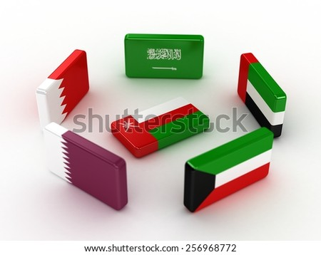 GCC Flags | Oman in Focus