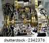 gear-box - stock photo