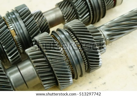 gear engine, Engine, transmission gear, engine