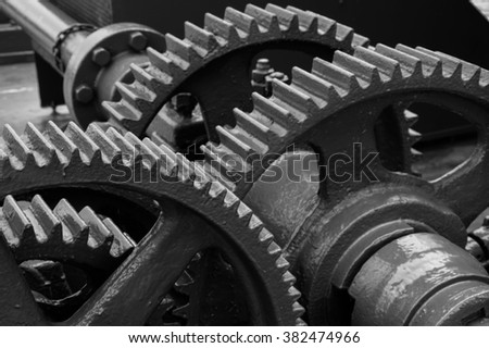 gears and cogs/gears