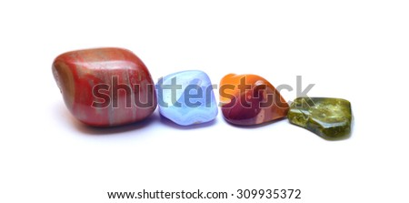 gems  - stock photo