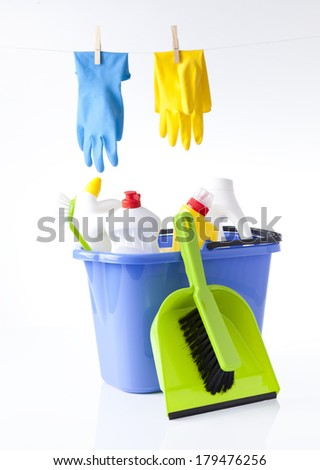 general cleaning abstract