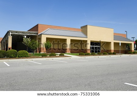 Strip Mall Stock Images Royalty Free Images Amp Vectors