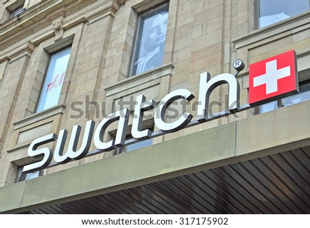swatch business model Swatch significado,  business inglês business  authentic models include a small leather swatch that prevents metal on metal contact between the handle and.