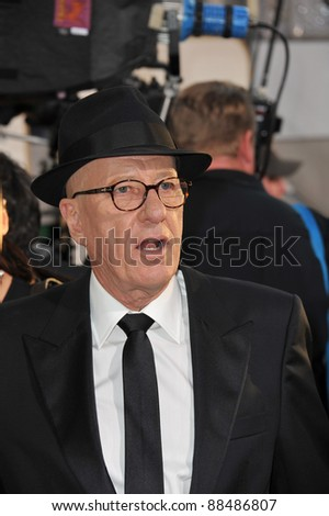 Geoffrey Rush at the 68th Annual Golden Globe Awards at the Beverly Hilton Hotel. January 16, 2011  Beverly Hills, CA Picture: Paul Smith / Featureflash