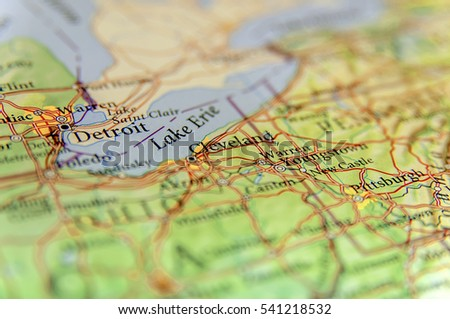Pittsburgh Map Stock Images RoyaltyFree Images Vectors - Us map pittsburgh