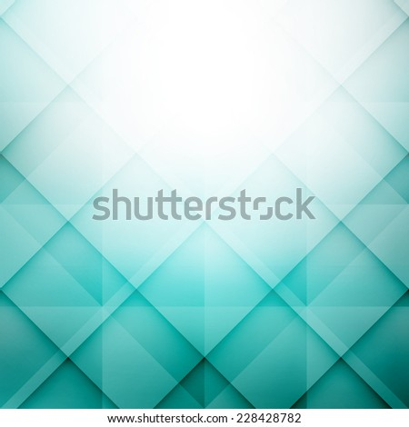geometric abstract background with rhombus shapes - stock photo