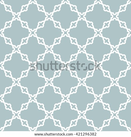 Geometric ornament with fine elements. Seamless pattern for wallpapers and backgrounds - stock photo