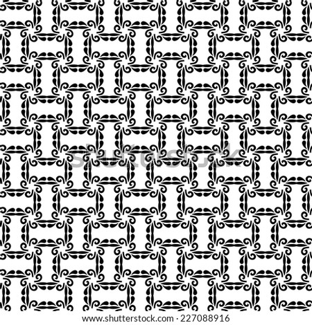 Geometric  pattern. Seamless abstract modern texture for wallpapers and background - stock photo