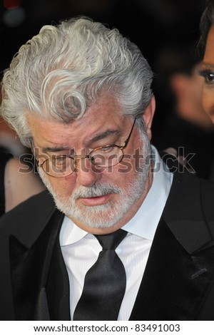 "George Lucas at the premiere screening of their movie ""Wall Street: Money Never Sleeps"" at the 63rd Festival de Cannes. May 14, 2010  Cannes, France Picture: Paul Smith / Featureflash"