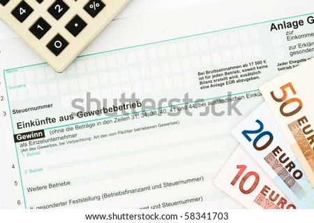 Options trading income tax return