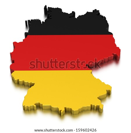 Germany - stock photo
