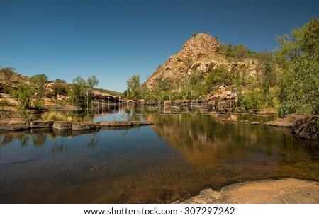 Gibb River Road - Bell Gorge