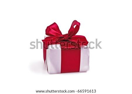 Gift - stock photo