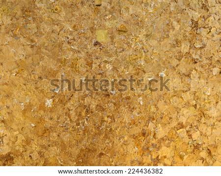 Gild Golden background - stock photo