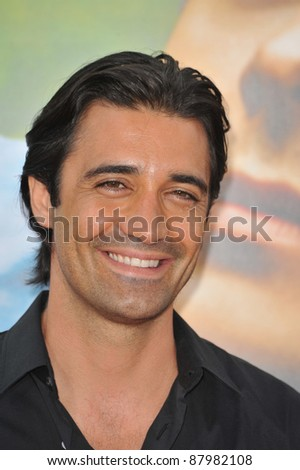 "Gilles Marini at the world premiere of ""Charlie St. Cloud"" at the Mann Village Theatre, Westwood. July 20, 2010  Los Angeles, CA Picture: Paul Smith / Featureflash"