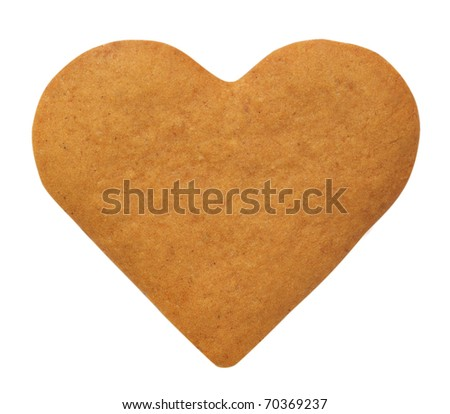 ginger snap - stock photo